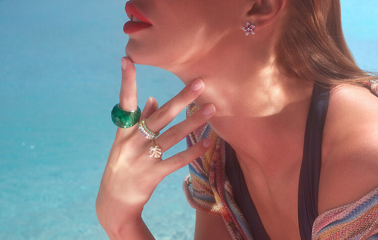 summer collection rings