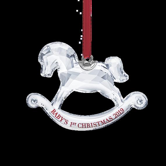 Baby's 1st Christmas Ornament, A.E. 2019