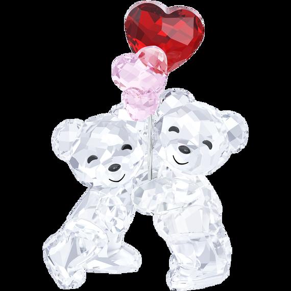 Kris Bear - Heart Balloons