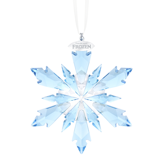 Frozen Snowflake Ornament
